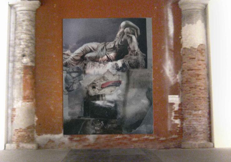 OBRA EN GALERIA Venecia